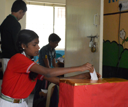 Election For House Captains